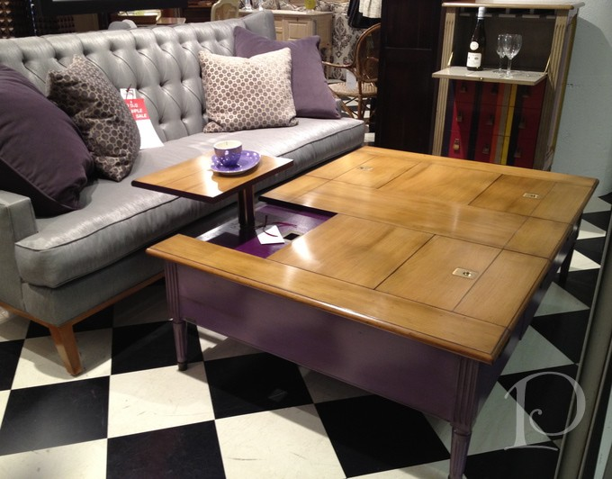 Grange Furniture Offers The Most Unusual Tables. Cup Of Tea Mau0027am?
