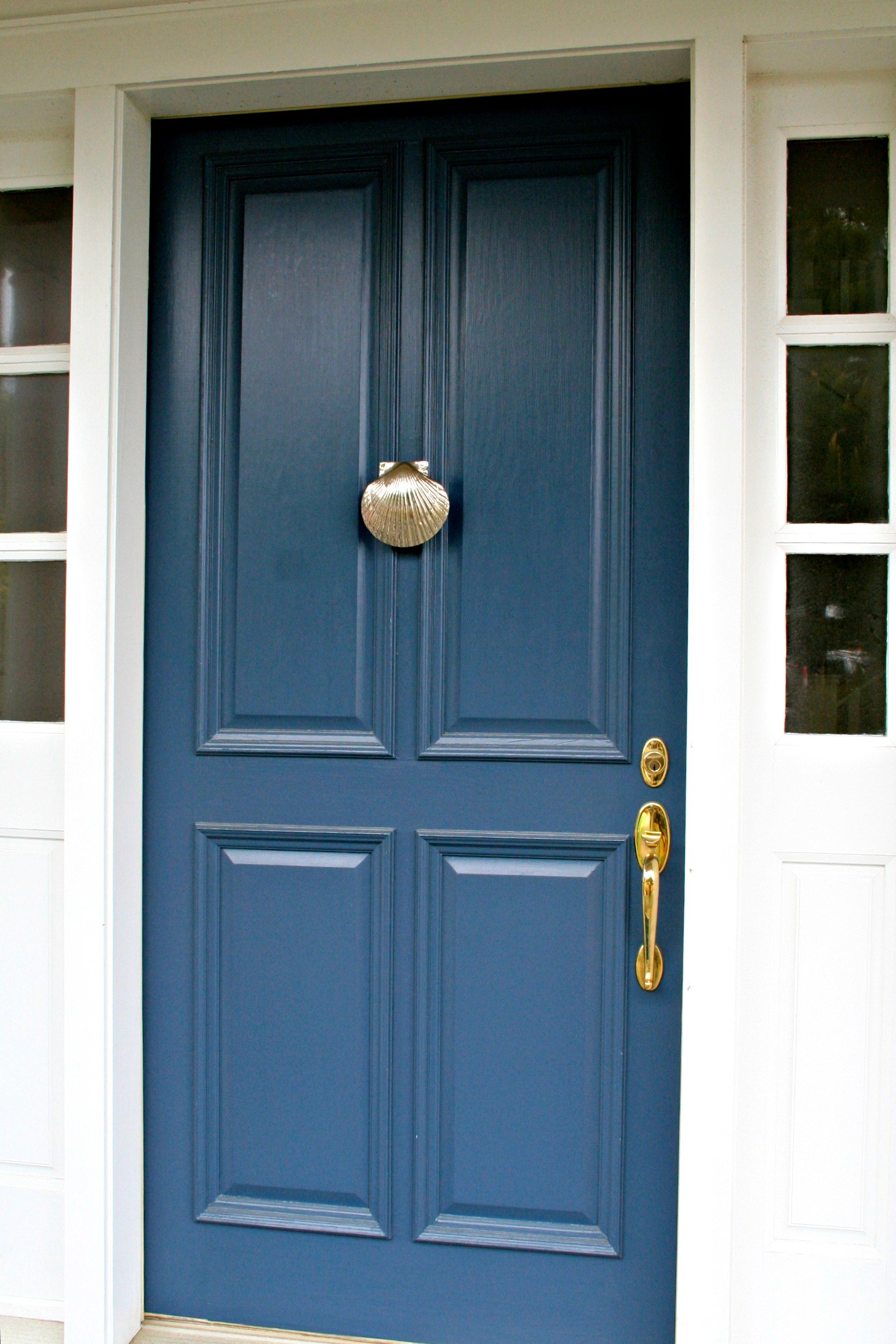 Pamela copeman diary of an interior designer seaside for Doors for front door