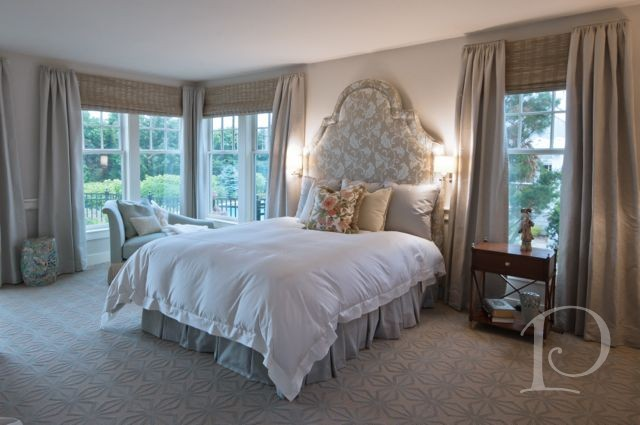 Pamela copeman diary of an interior designer cape cod seaside home master bedroom suite - Cape cod style bedroom image ...