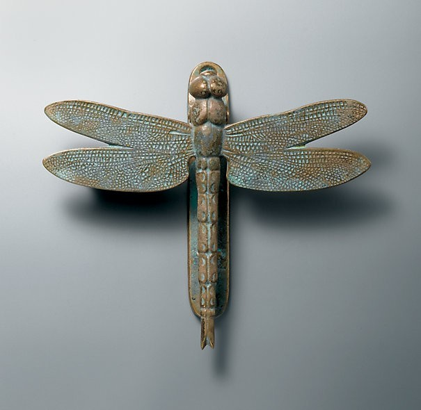Pamela copeman pamela s posh picks door knockers - Dragonfly door knocker ...