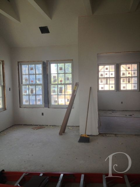 Gina Master bedroom windows before