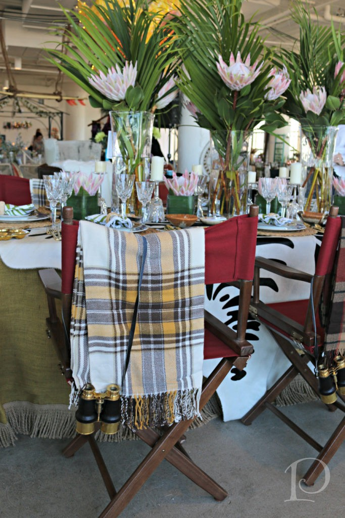 Heading Home To Dinner table design by Elizabeth Benedict