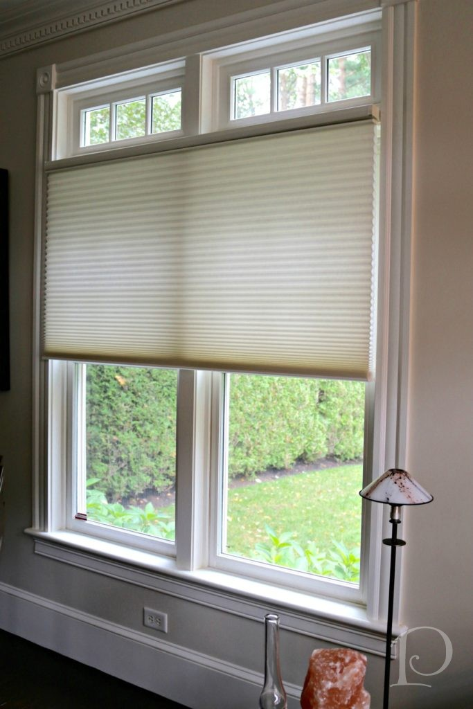 Duette top down excellent hunter douglas duette literise for Bali blinds motorized remote control